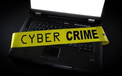 Cybercrimeteam van de politie in actie!